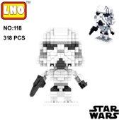 Nanoblocks Stormtrooper (klein) Star Wars.