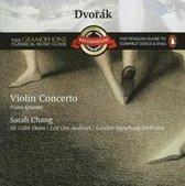 Dvorak: Violin Concerto  Op. 53; Piano Quintet Op.81