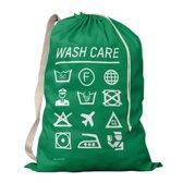 Wash Care - Groen - Reis Waszak - Voor Op Vakantie / Reizen