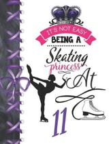 It's Not Easy Being A Skating Princess At 11