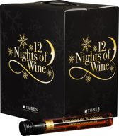 TUBES Wijn Adventskalender ''12 Nights of Wine''