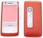 Nokia Cover 6280 Orange Origineel