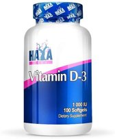 Vitamin D-3 1000 IU 100softgels