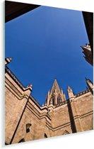 Tempel in de Noord-Amerikaanse stad Guadalajara in Mexico Plexiglas 20x30 cm - klein - Foto print op Glas (Plexiglas wanddecoratie)