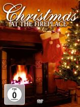 Christmas At The Fireplace