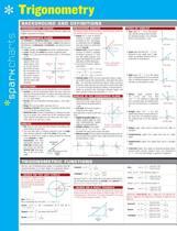Trigonometry SparkCharts