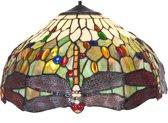 Clayre & Eef Lampenkap Tiffany Ø 42x22 cm