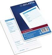 22x Atlanta by Jalema gespreksnotities 14,8x10,5cm (A6)