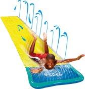Paradiso Toys Waterglijbaan Wave Rider Geel/blauw 5,4 M