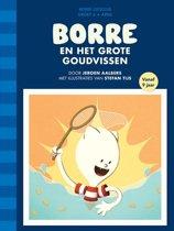 De Gestreepte Boekjes - Groep 6 april: Borre en het grote goudvissen