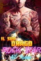Il suo drago rock star