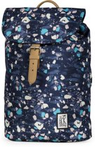 The Pack Society Small Rugzak - Blue Speckles Allover