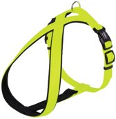 Nobby Comfort Tuig Cover - Hond - L - Buikomvang 60 tot 90 cm - Neon Geel