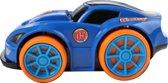 Toi-toys Turbo Racer Raceauto 13 Cm Blauw