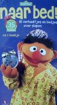 Naar Bed - Sesamstraat - 18 verhaaltjes en liedjes