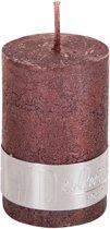 PTMD Kaars Rustic bronze pillar 6x4