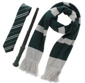 Harry Potter Slytherin 3 stuks set - Halloween Carnaval