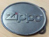 Zippo oval Belt Buckle
