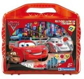Clementoni Cars 2 Blokpuzzel 12 delig
