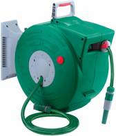 Draper 20M Retractable Garden Hose Reel Kit