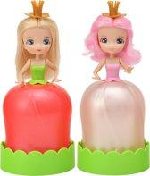Floraly Girls Bloemenmeisjes Lily & Poppy 2 stuks - Speelfiguren