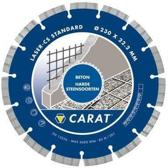 Carat Diamantzaagblad - Beton 150 mm