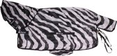 Bucas Vliegendeken  Buzz-off Zebra Full Neck - Zebra - 195