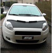 AutoStyle Motorkapsteenslaghoes Fiat Grande Punto 2005-2008 zwart
