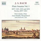 Bach: Flute Sonatas Vol 1 / Petri Alanko, et al