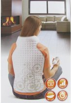 Lanaform heating blanket back Elektrische deken