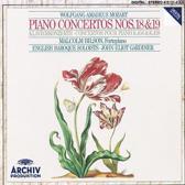 Mozart: Piano Concertos Nos 18 & 19