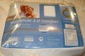 Cevilit Matrasbeschermer Waterdicht 3-D Comfort. Met 3D toplaag voor optimale ventilatie. 140/200