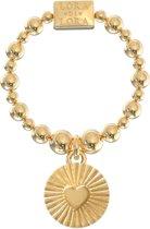 Lora di Lora Ring Pop-Light.  voor Vrouwen 18K Vermeil Goud