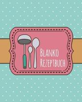 Blanko Rezeptbuch