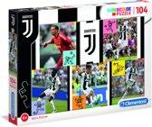 Clementoni - Superkleur puzzels - Juventus - 104 stukjes