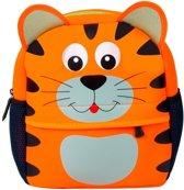 Cute Kid peuter Schoo zakken kleuterschool kinderen schooltas 3D Cartoon Animal Bag (Tiger)