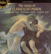 Schumann, Clara: Songs