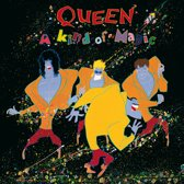 CD cover van A Kind Of Magic (2011 Remaster) van Queen