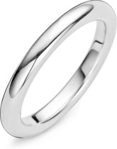 Fashionable Silver - Ring - Maat 60
