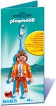 Playmobil Sleutelhanger Spoedarts - 6666