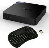 Plug&Play T95N mini m8s pro +  i8 mini keyboard 2GB / 8GB KODI tv box mxq pro m8s m8s+ x96 killer