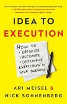 Idea to Execution