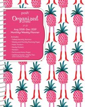 Posh Organized Living Pineapple A-Go-Go Agenda 2019