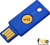 Yubico FIDO2 U2F Security Key