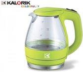 KALORIK TKG JK 1022 AG Draadloze elektrische waterkoker in glas (360°)