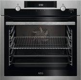 AEG BCE555020M - Inbouw oven - Stoomtoevoeging