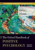 The Oxford Handbook of Positive Psychology