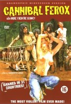 Cannibal Ferox (dvd)