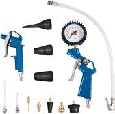 Scheppach Luchtpistool kit 13 stuks 7906100710
