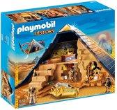 Playmobil History: Piramide Van De Farao (5386)